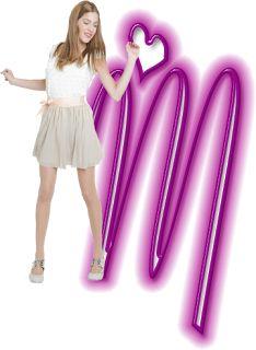 Alfabeto de Violetta bailando. | Oh my Alfabetos!