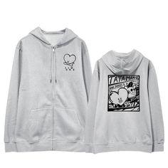 Baepsae BTS crewneck sweatshirt cpU9z