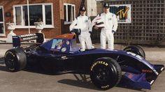 1994 Simtek S941 - Ford (David Brabham & Roland Ratzenberger)