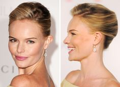Make it through the steamy season by copying Kate Bosworth, Whitney Port and other no-heat-styling-required celeb 'dos