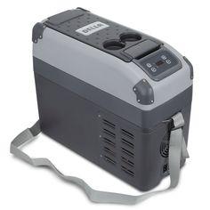 adbb50241e4 Della 16L Portable Refrigerator 12v Freezer Cooler Electric AC DC Fridge  USB and