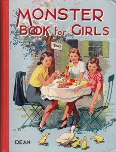 Monster Book For Girls — Various