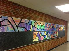 The Artsy Fartsy Art Room: End of the Year Collaboration with Kindergarten through 2nd Grade
