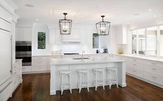 Image result for hamptons kitchen