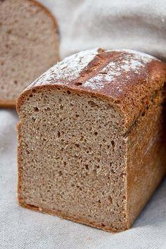 For a family friend I developed this recipe. - Brotrezepte - Make Bread Banana Bread Recipes, Pumpkin Recipes, German Bread, Kenwood Cooking, Easy Banana Bread, Healthy Breakfast Smoothies, Bread Bun, Pampered Chef, Bread Baking