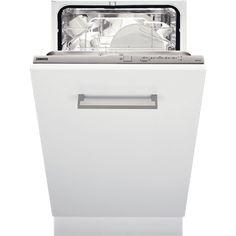 Zanussi | Products | Dishwashing | Built-in | ZDTS105