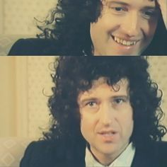 Brian May in 1986
