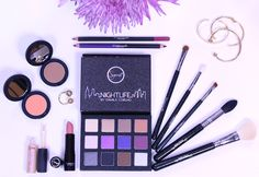 Night Life by Camila Coelho collection sigma beauty 0 kit