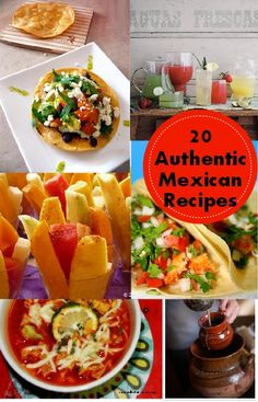 Cinco de Mayo: 20 of the Best Authentic Mexican Recipes