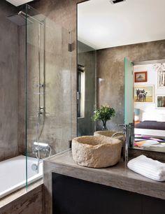 ¡Eres de piedra! | Bathroom