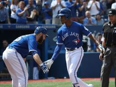 Toronto Blue Jays break four-game losing skid climb within one game of Boston Red Sox for AL East lead