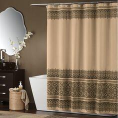Liz ClaiborneR Chessa Shower Curtain