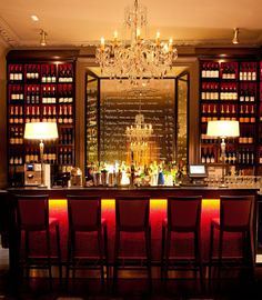 If you like your tapas Michelin starred, head for Malahide!