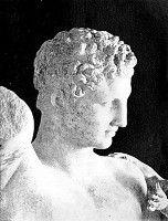 Cuaderno de Historia, J. Ossorio: Busto de Hermes Olímpico, Estelle M. Hurll