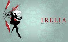 Irelia - League of Legends Wallpaper by PaulWhipps