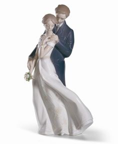 EVERLASTING LOVE WEDDING FIGURINE BY LLADRO #8274 With BOX in Collectibles, Decorative Collectibles, Decorative Collectible Brands   eBay