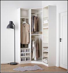 Die 8 Besten Bilder Von Eckschrank Dressing Room Walk In Closet