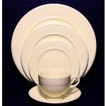 Edme by Wedgwood - our wedding china