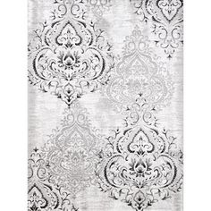You'll love the Platinum Venetian Grey/White Area Rug at Wayfair - Great Deals on all Décor products with Free Shipping on most stuff, even the big stuff.