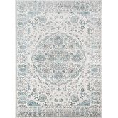 Found it at Wayfair - Brooklyn Heights Blue/Ivory Area Rug