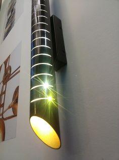 Cetus Wall | ZAM Lighting at Maison et Object 2015 | LUZZA Stand Lighting Design, Wall Lights, Top, Home Decor, Light Design, Homemade Home Decor, Appliques, Decoration Home, Crop Shirt