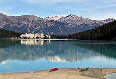 Lago Louise, Chateau
