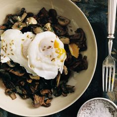 Poached eggs, Eggs and Food on Pinterest