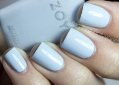 Zoya Blu swatched by The Nail Network. Zoya is the new color of fashion! http://www.zoya.com/content/38/category/Lovely_Spring_2013_Nail_Polish_Collection.html?O=PN130102WD121212