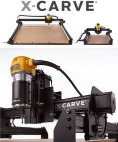 X-Carve®. Your needs are unique — your machine should be too. Customize your machine from the ground up, with all the parts you want, and none you don't.