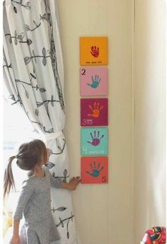 Ideas baby diy memories children for 2019 Infant Activities, Activities For Kids, Baby Memories, Baby Keepsake, Baby Bedroom, Baby Rooms, Toddler Rooms, Future Baby, Baby Pictures