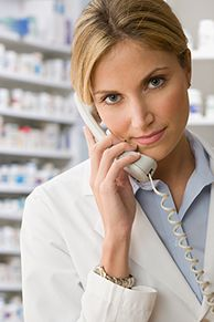 When a new prescription is picked up, your Lawtons Pharmacist will counsel you on the proper way to take it, how the medication works, expectations, side effects, etc.    Follow-up calls are performed by your Lawtons Pharmacist in order to reinforce these points, monitor the effectiveness of the therapy, and answer or address any further questions or concerns. Blood Test, Side Effects, Pharmacy, Telephone, Counseling, Monitor, Period, Therapy, Medical