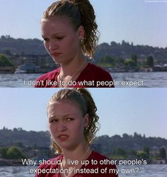 10 Things I Hate about You & based on Shakespeare& Taming of the Shrew (in case you didn& know). The post 21 Lessons You Learned From & Things I Hate About You& appeared first on Trendy. Shakespeare, Film Quotes, Funny Quotes, Quotes From Movies, Lyric Quotes, Quotes Quotes, Citations Film, Movie Lines, Dirty Dancing