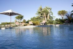 Swimming Pool at Dune Ridge Country House - lovely for summer time lazying or even pool parties