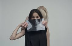 New HF (IN)DIFFERENCE collaboration exploring the Female Gaze // Featuring original photography by model Joana Krawczyk and her partner Yosuke