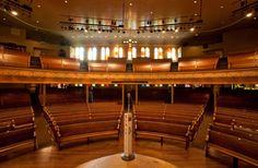 Ryman auditorium- you can take backstage tours and record a CD in the studio. Betcha Juju would like that.