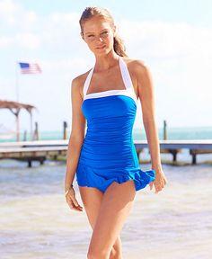 Lauren by Ralph Lauren Swimdress from macy's