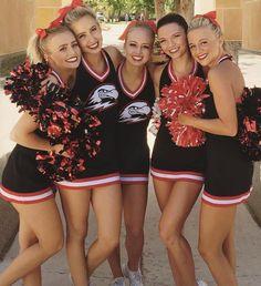 See more southern utah cheerleaders here cheerleader pictures, cheer pictur Famous Cheerleaders, Cute Cheerleaders, Cheer Outfits, Cheerleading Outfits, College Cheerleading, Cute Cheer Pictures, Cheerleading Pictures, Kids Cheering, Cheer Poses