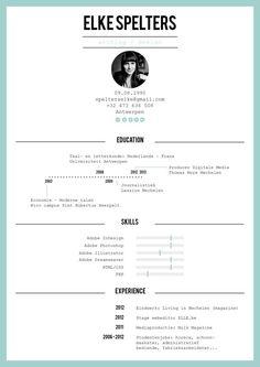 #Resume #Design.