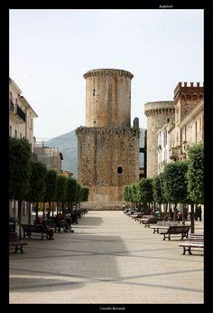 Castello Baronale Fondi   (LT)