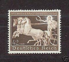 D.Reich Mi.-Nr.747 Das Braune Band 1940