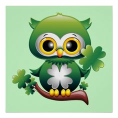 owl_st_patrick_cartoon                                                                                                                                                                                 More