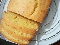 Fast and Easy vanilla cake