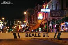 Beale Street, Memphis TN