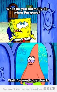 Patrick Star: Story of his life...