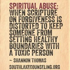 ... an eBook of anonymous stories from people who have been affected by pressure from churches to stay in abusive relationships to help build awareness for change. If you would like to contribute yours contact me at http://mindbodysoulrealigned.com.au. Aeve xx #spiritual #abuse