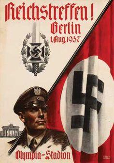 "German  WW2  ""Empire meeting! Berlin."""