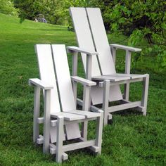 Wave hill chairs
