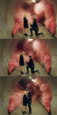 We just found the coolest and most creative marriage proposal we've ever seen!