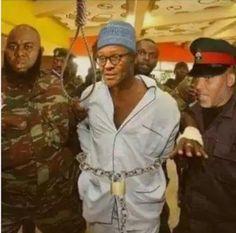 [News] : Why I Want President Buhari Dead- Femi Fani Kayode