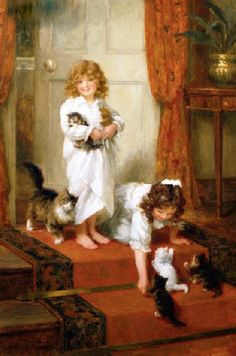 George Sheridan Knowles (1863 – 1931, English)